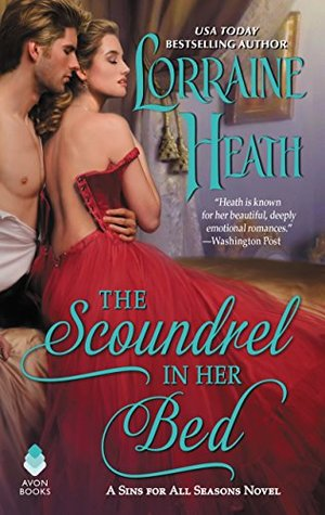 This Book Did Not Deliver. The Scoundrel in Her Bed by Lorraine Heath [ARC Review]