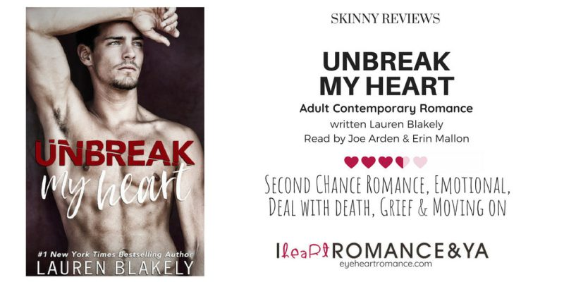 Unbreak My Heart Skinny Review