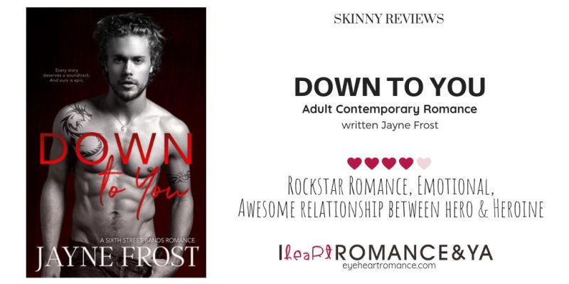 Down to You Skinny Review