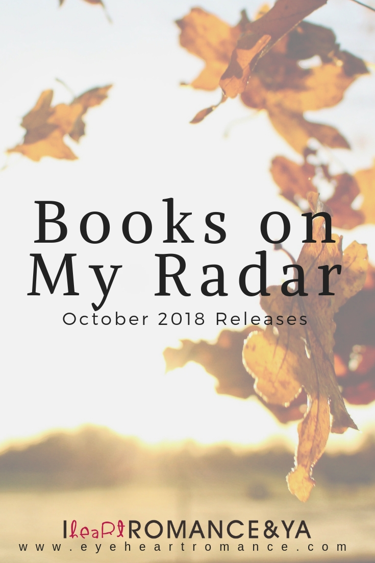 Books on My Radar | October 2018