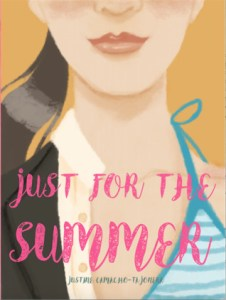 Just for the Summer by Justine Camacho-Tajonera