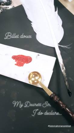 Billet Doux Workshop