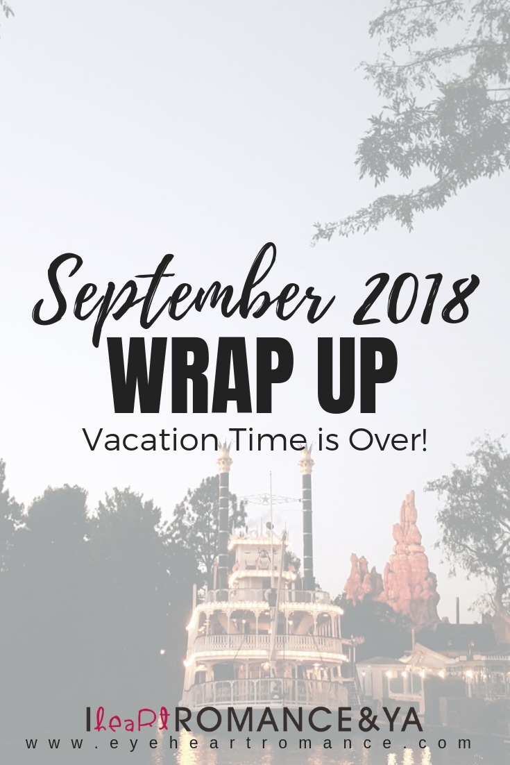 Vacation Time is Over! September 2018 Monthly Wraps