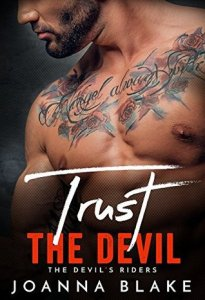 Trust the Devil by Joanna Blake