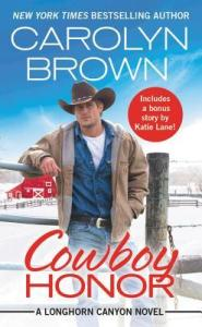 Cowboy Honor by Carolyn Brown