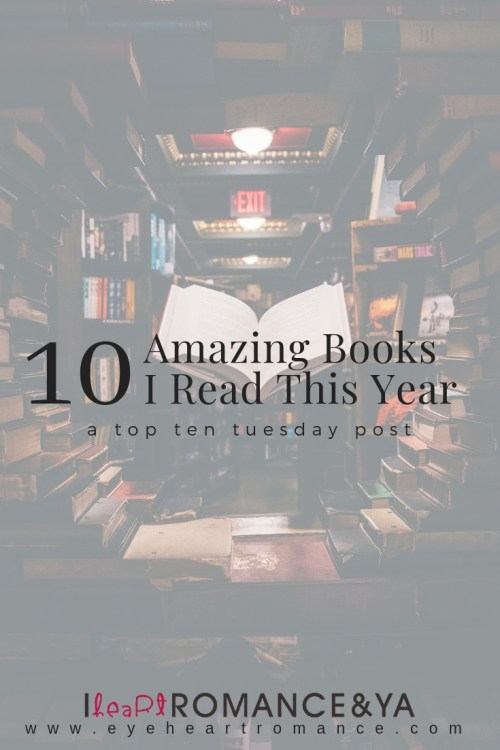 10 Amazing Books I Read This Year