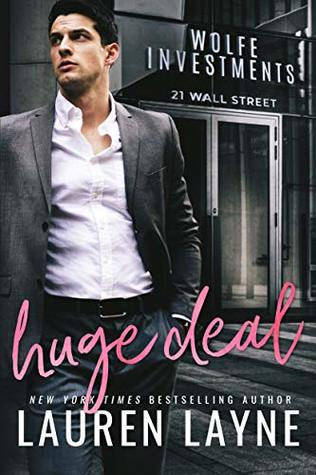 I was Hugely Disappointed! Huge Deal by Lauren Layne [Audiobook Review]