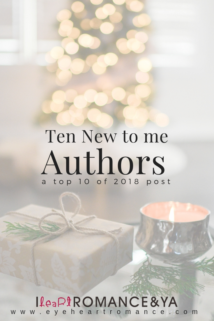 New-to-Me Authors I Read this Year