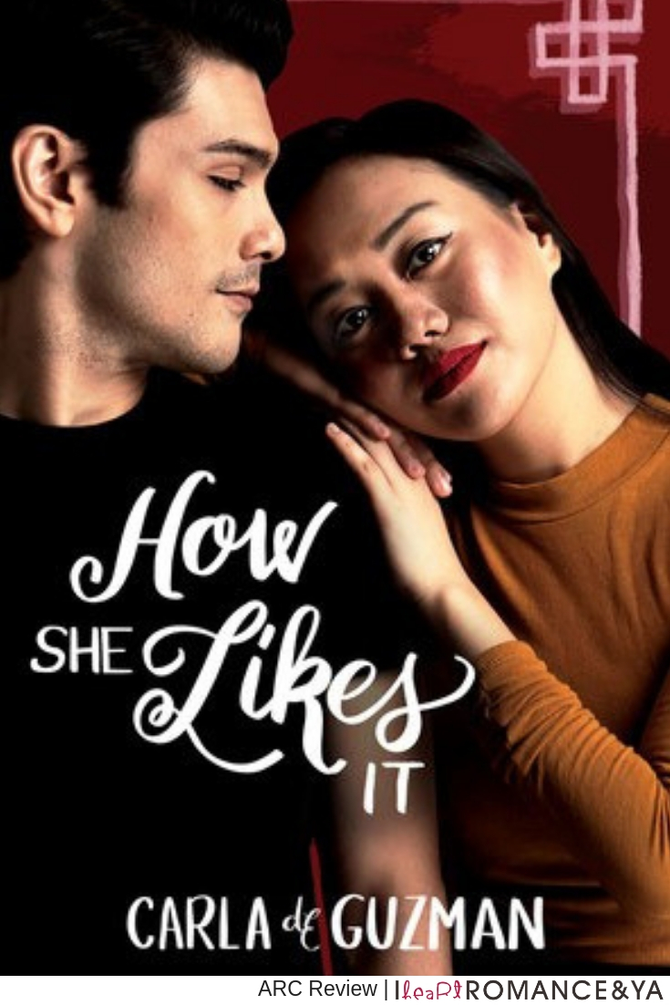 Featuring a Sweet Beta Hero! How She Likes It by Carla de Guzman [ARC Review]