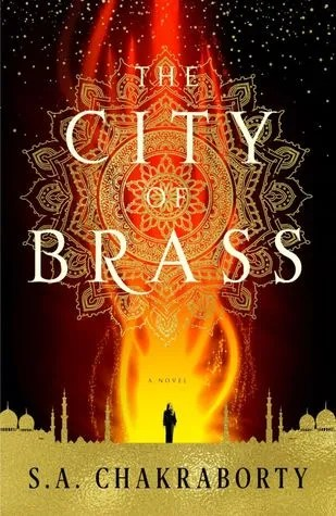 What an Explosive Debut! The City of Brass by S.A. Chakraborty [Audiobook Review]