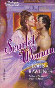 Scarlet Woman by Louisa Rawlings