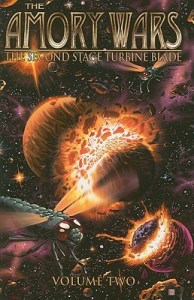 Amory Wars Volume 2: The Second Stage Turbine Blade by Claudio Sanchez
