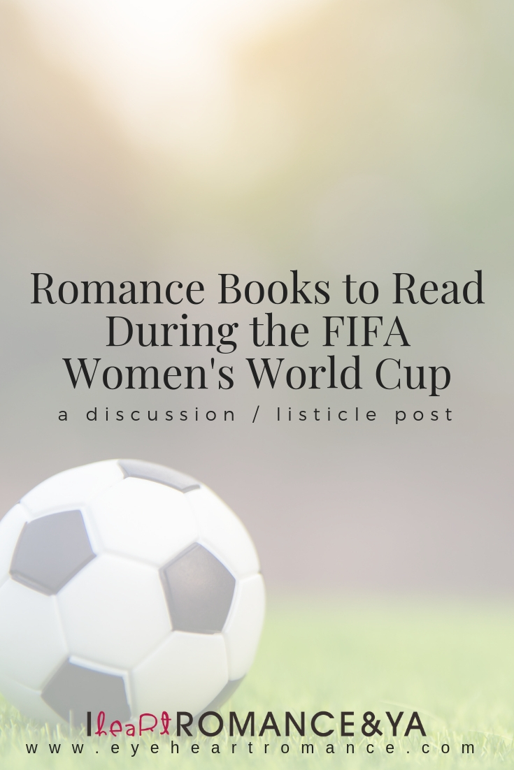 Romance Books to Read During the FIFA Women's World Cup