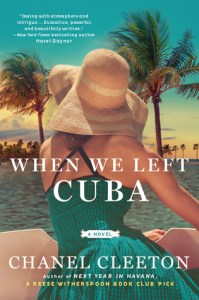When We Left Cuba by Chanel Cleeton