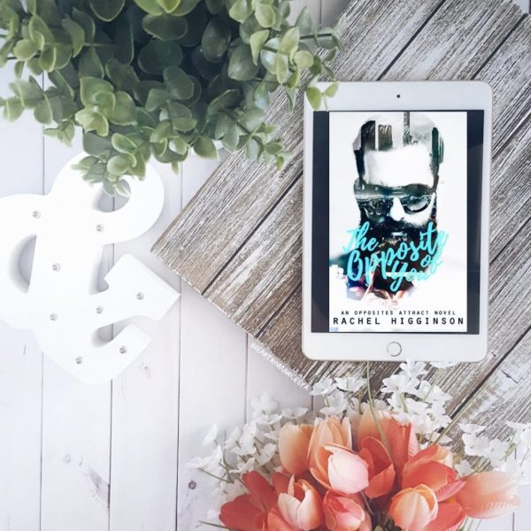The Opposite of You bookstagram