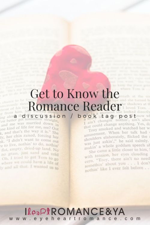 Get to Know the Romance Reader