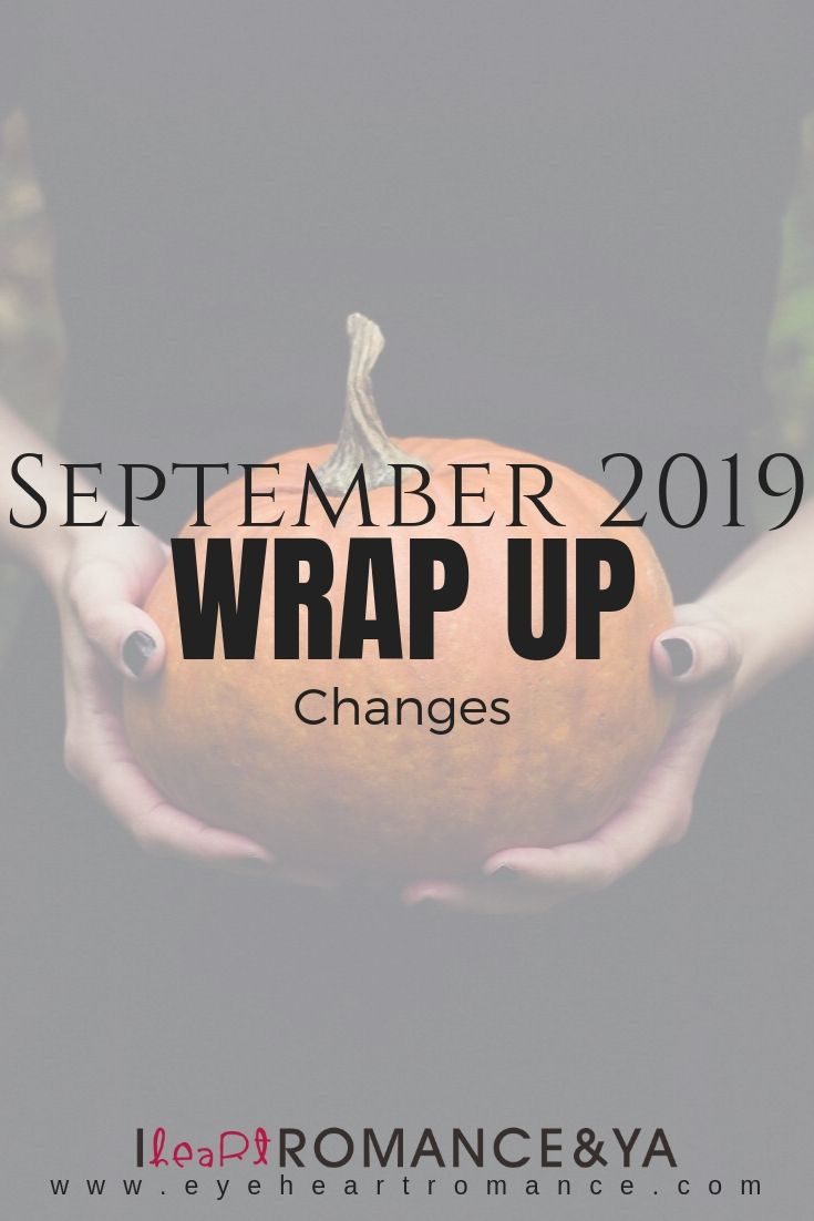 Changes   September 2019 Monthly Wraps