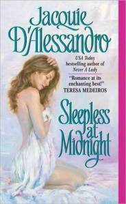 Sleepless at Midnight by Jacquie D'Alessandro