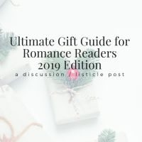 Ultimate Gift Guide for Romance Readers 2019 Edition