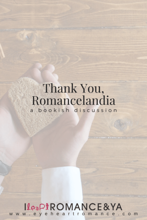 Thank You, Romancelandia