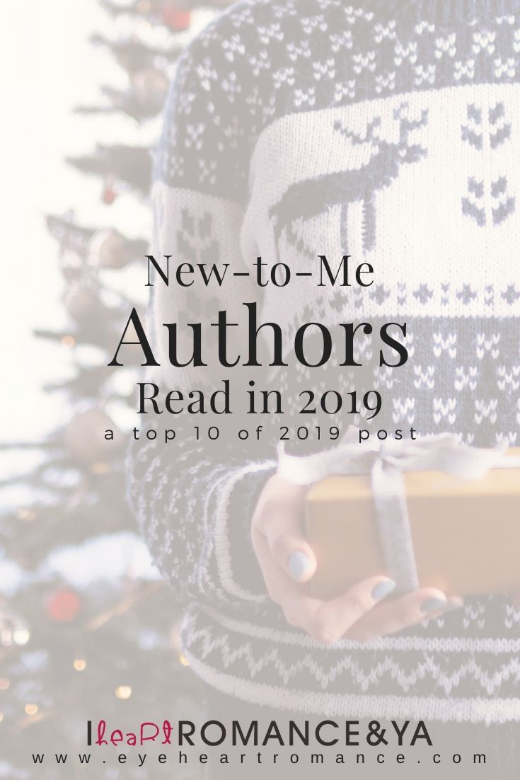 New-to-Me Authors Read in 2019