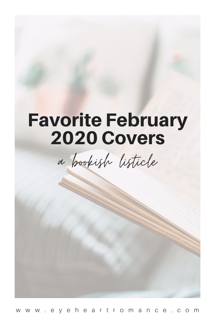Favorite February 2020 Covers