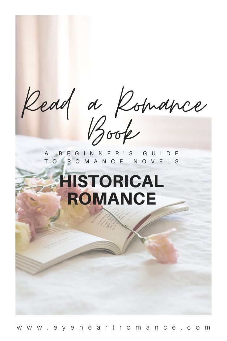 Read a Romance Book: Historical Romance