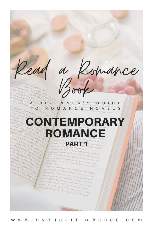 Read a Romance Book: Contemporary Romance