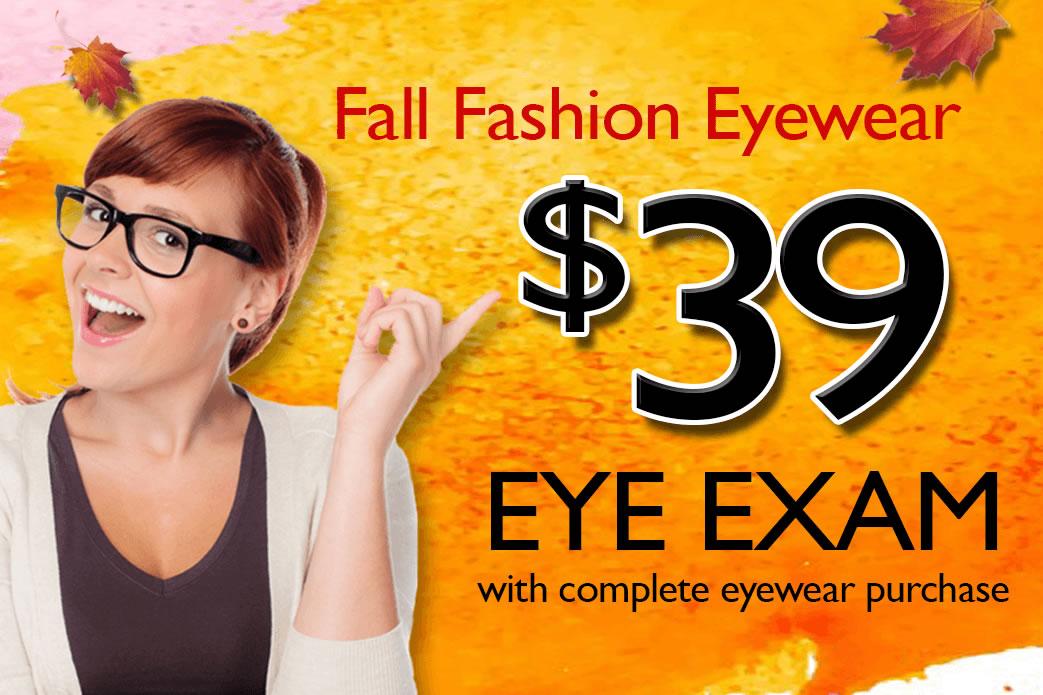 affordable eye exams eyeglasses