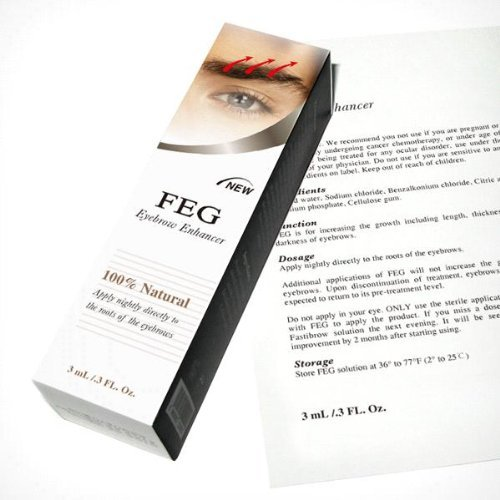 LENGTHEN, THICKEN, and DARKEN Eyebrows EYEBROW STIMULATOR SERUM nourishes your eye brows with protein complexes that reinforce and support a thicker, healthier looking appearance NATURAL & EFFECTIVE: Does not contain parabens, sulfates or chemical preservatives. Formulated with breakthrough technology which has been approved by GMP, ISO, SGS, and CE.