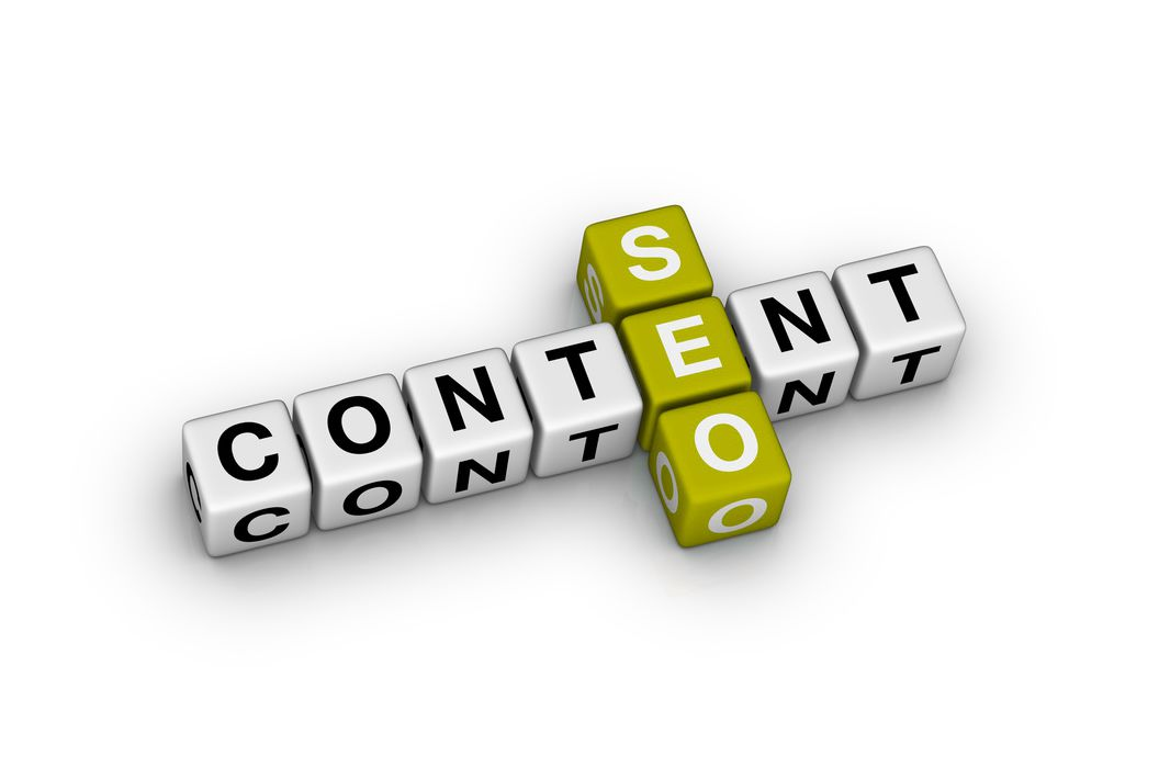 Search Rankings and their connection to content