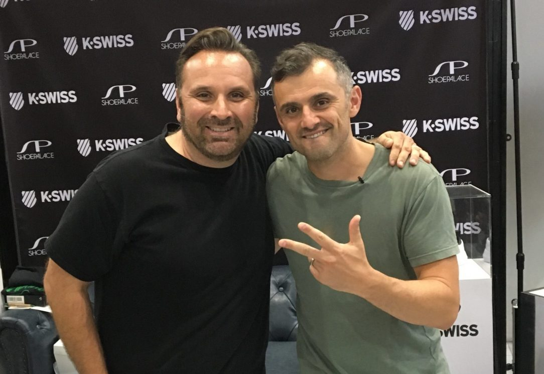 Patric Fransko Interviews Gary Vaynerchuk from Vaynermedia