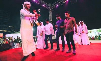 ABU DHABI WEEK IN INDIA