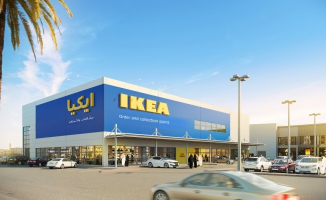 Ikea Saudi Arabia Introduces Order And Collection Points