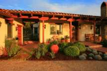 Hacienda Style Homes Design