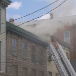 Maryland Avenue Fire Photos