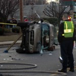Annapolis Accident Sends Man To Shock Trauma