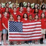 All Children's Chorus To Perform Star Spangled Banner