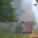 2 Pasadena House Fires Keep Fire Department Busy