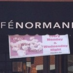 Cafe Normandie: The French Connection