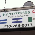 Sin Fronteras Cafe:  Fiesta On Forest Drive
