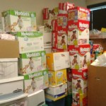 Huggies Donates Diapers To FoodLink