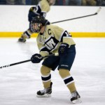 Navy Hockey Beats Army