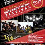Southern Maryland Sun & Music Festival- June 15-16