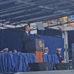 President Obama's Address To Midshipmen At USNA Graduation