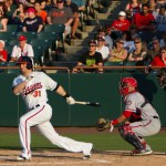 Baysox And Squirrels Split Doubleheader