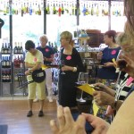 Victoria's Fancy Foods Hosts Cyber Wine Tasting