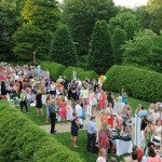 Paca Girlfriends' 5th Annual Flower Power Party Draws Unprecedented Crowd
