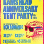Happy Birthday Rams Head Tavern