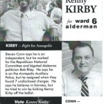 Conn Files Defamation Suit Against Alderman Kirby, Campaign, And Activist